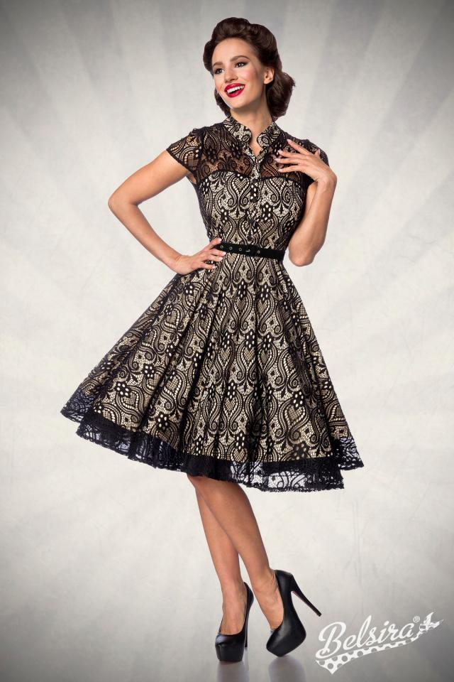 Vestido  Vintage Encaje
