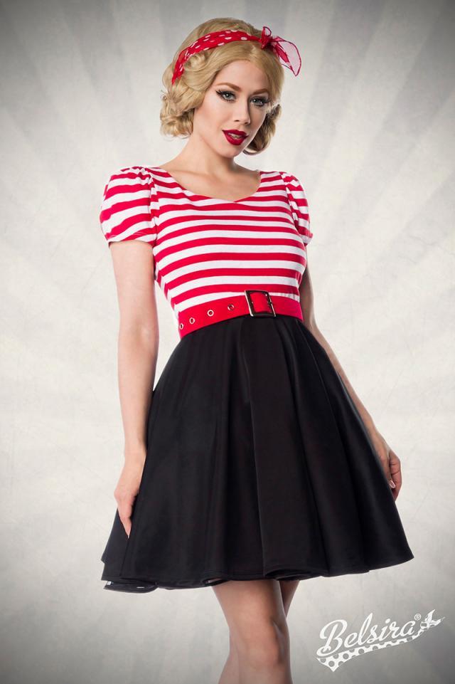 Vestido Jersey Belsira Red