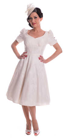 Vestido Bridal Rockabilly Goinsane