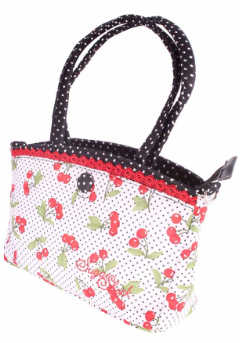 BOLSO CHERRY DOTS GOINSANE