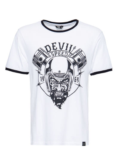 CAMISETA -SPEED DEVIL-