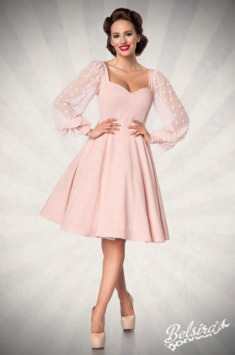 Vestido Plumeti Pink