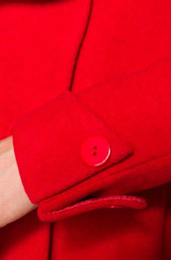 Abrigo corto Red