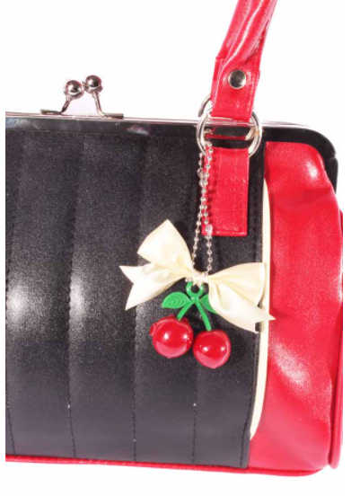 Bolso Retro Red -Goinsane-