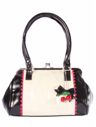 Bolso Retro Black -Goinsane-