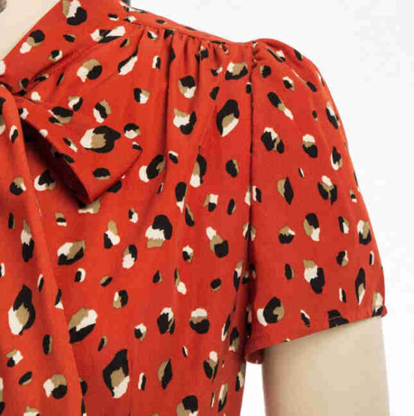 Camisa m/c Big Bow Leo