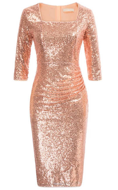 Vestido Luxury