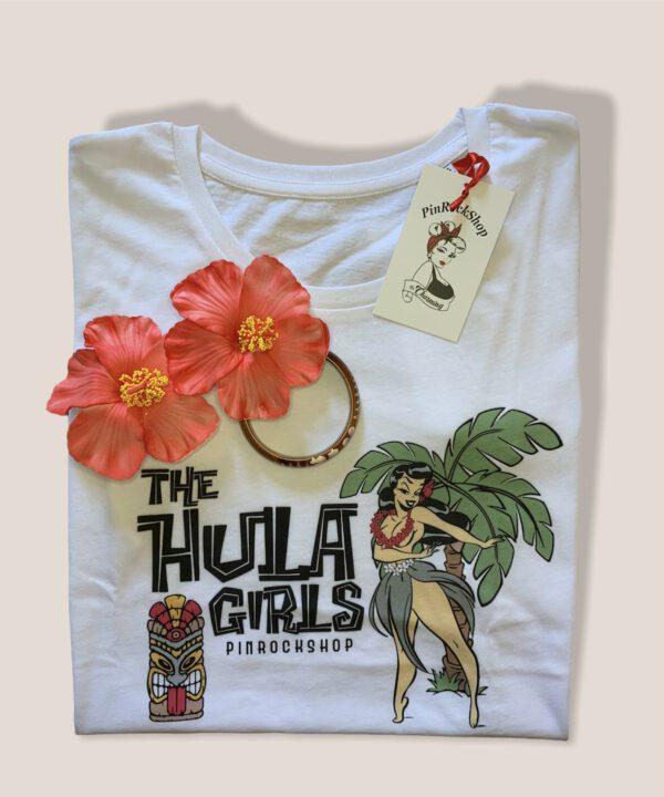 CAMISETA THE HULA GIRLS