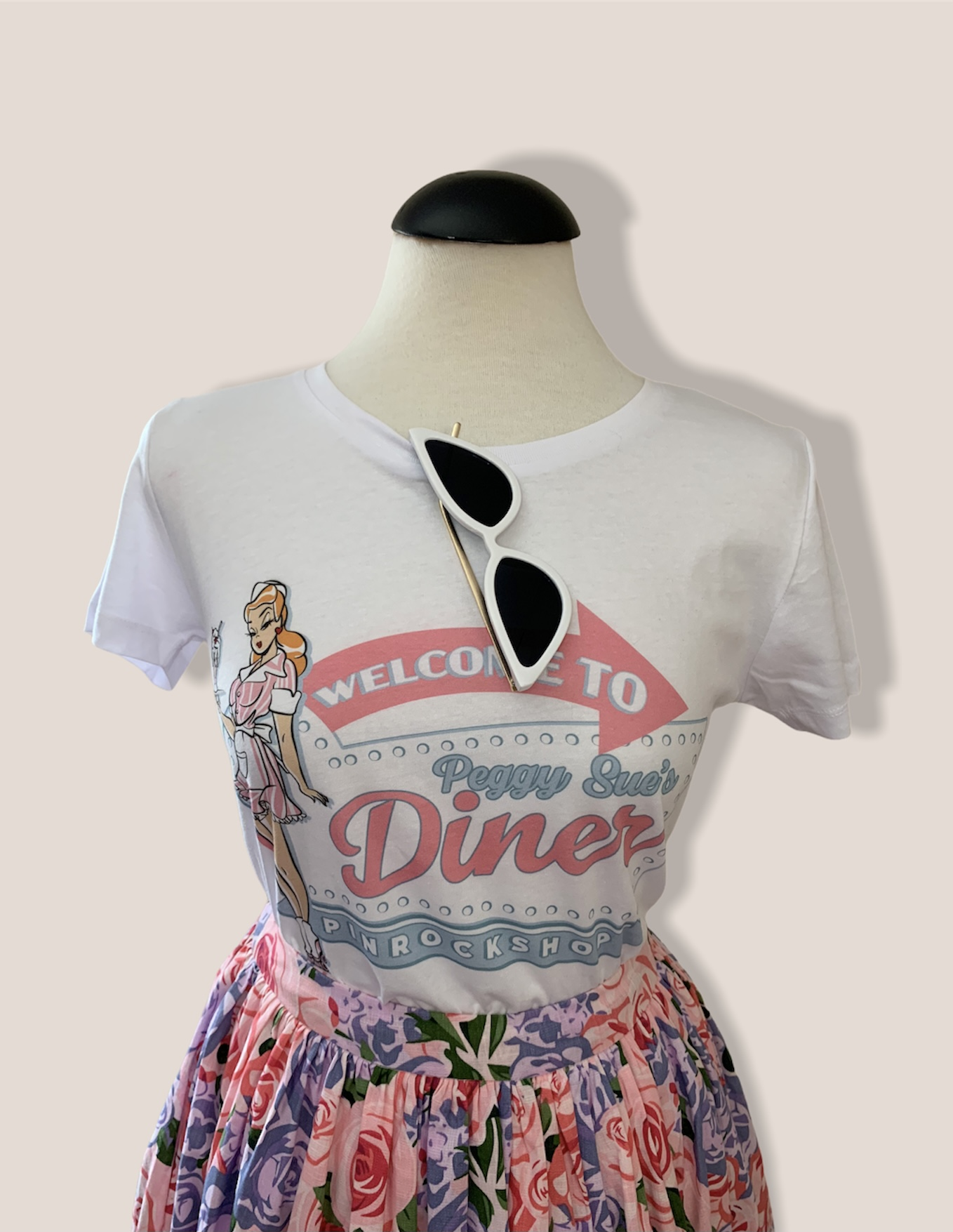 CAMISETA PEGGY SUE´S