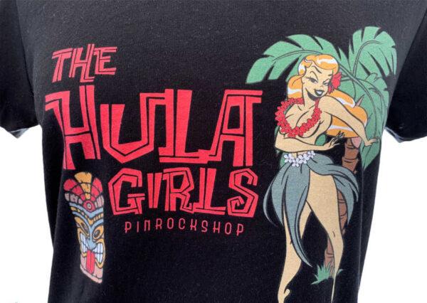 CAMISETA THE BLONDY HULA GIRLS